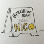 脱毛のお店NICO Instagramトップページ